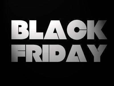 Cumparaturi de Black Friday