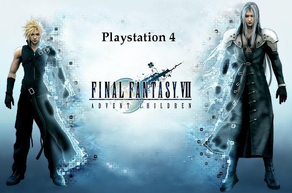 Final Fantasy VII revine pe Playstation 4