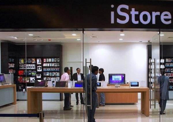 Apple va deschide 500 de magazine in India