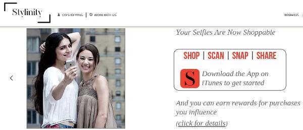 Stylinity  – Cum faci bani cu selfie-uri