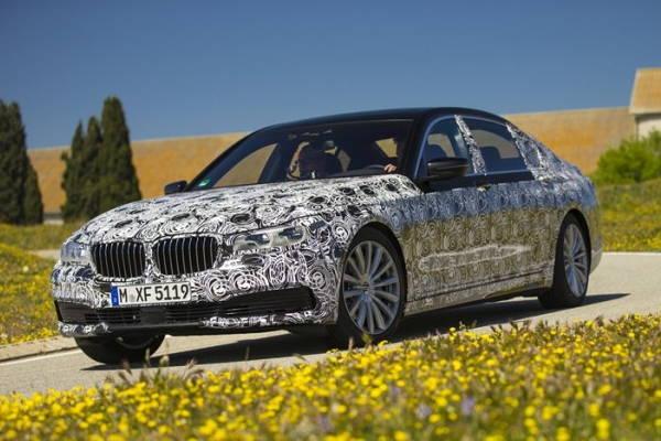 Noul BMW seria 7 – lansare 10 iunie 2015