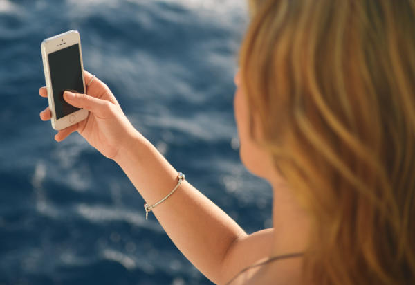 Selfie vs Rechin