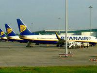Ryanair reduce cursele spre Marea Britanie