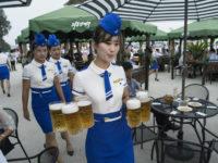 Primul festival al berii in Coreea de Nord