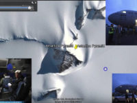 Piramida in Antarctica. Bizar – John Kerry a vizitat-o