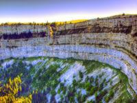Creux du Van din Elvetia – o imensa arena din piatra