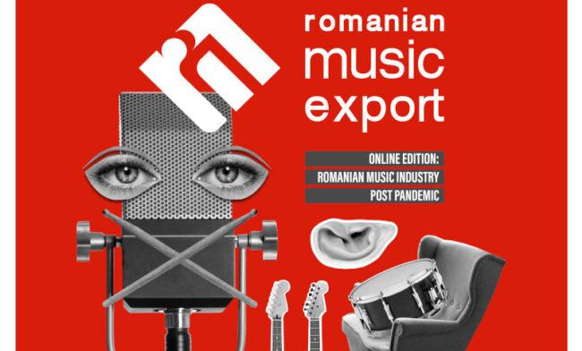 Romanian Music Export,primul program romanesc din zona antreprenoriala